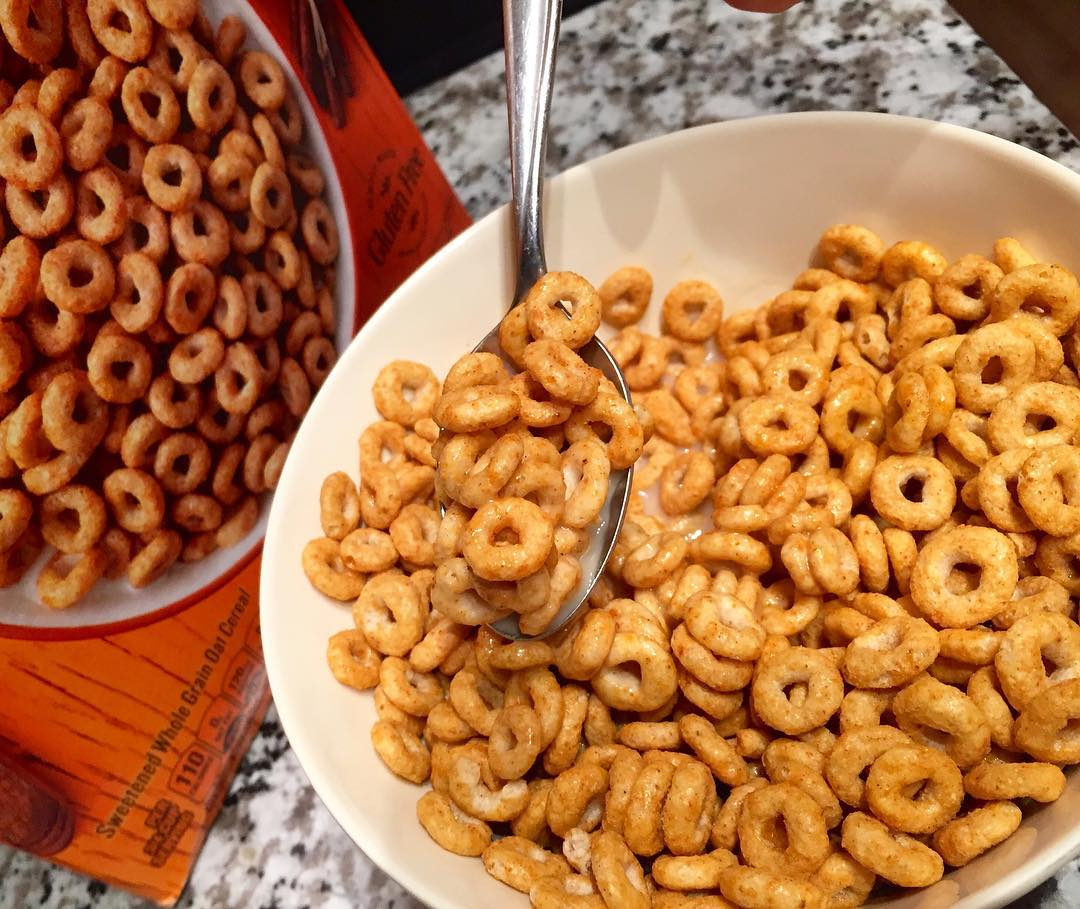 14: Pumpkin Spice Cheerios