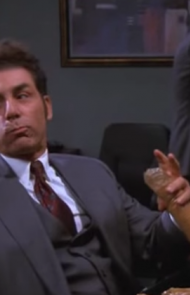 """A good """"Seinfeld"""" montage always makes everything better."""