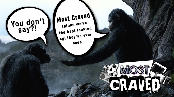 Dawn of the Planet of the Apes and the State of Horror on Most Craved