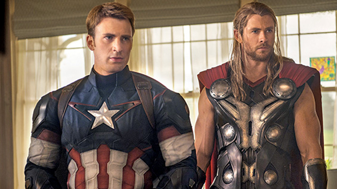 Avengers: Age of Ultron - First Official Photos