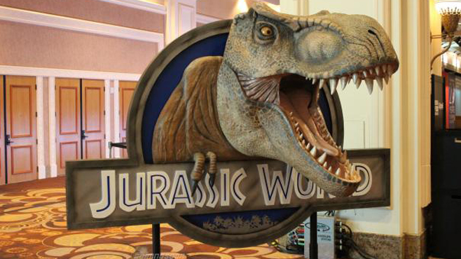 Jurassic World, Terminator, Insurgent and More at the 2014 Licensing Expo