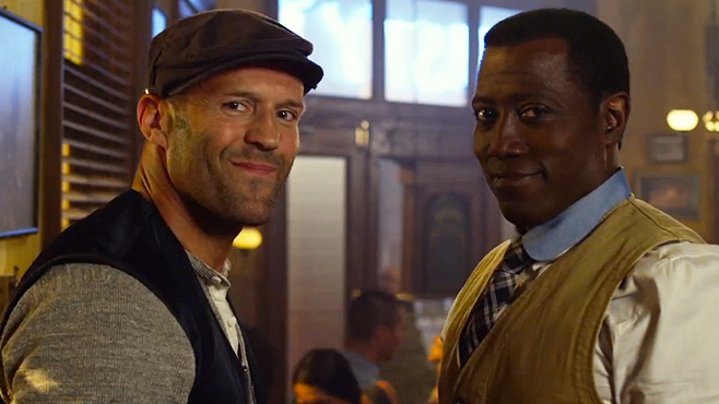 The Expendables 3: New Trailer, New Cast