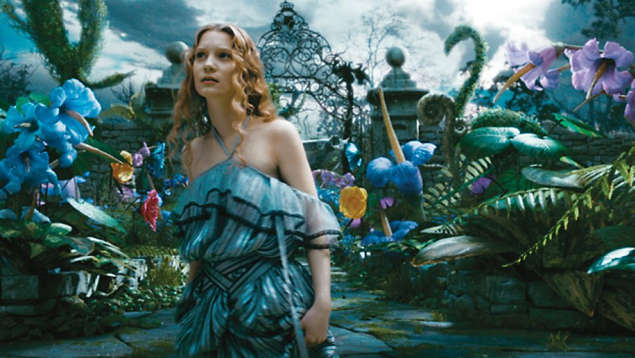 18. 'Alice in Wonderland' (2010)