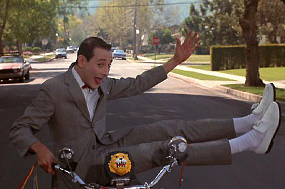 5. 'Pee-Wee's Big Adventure' (1985)
