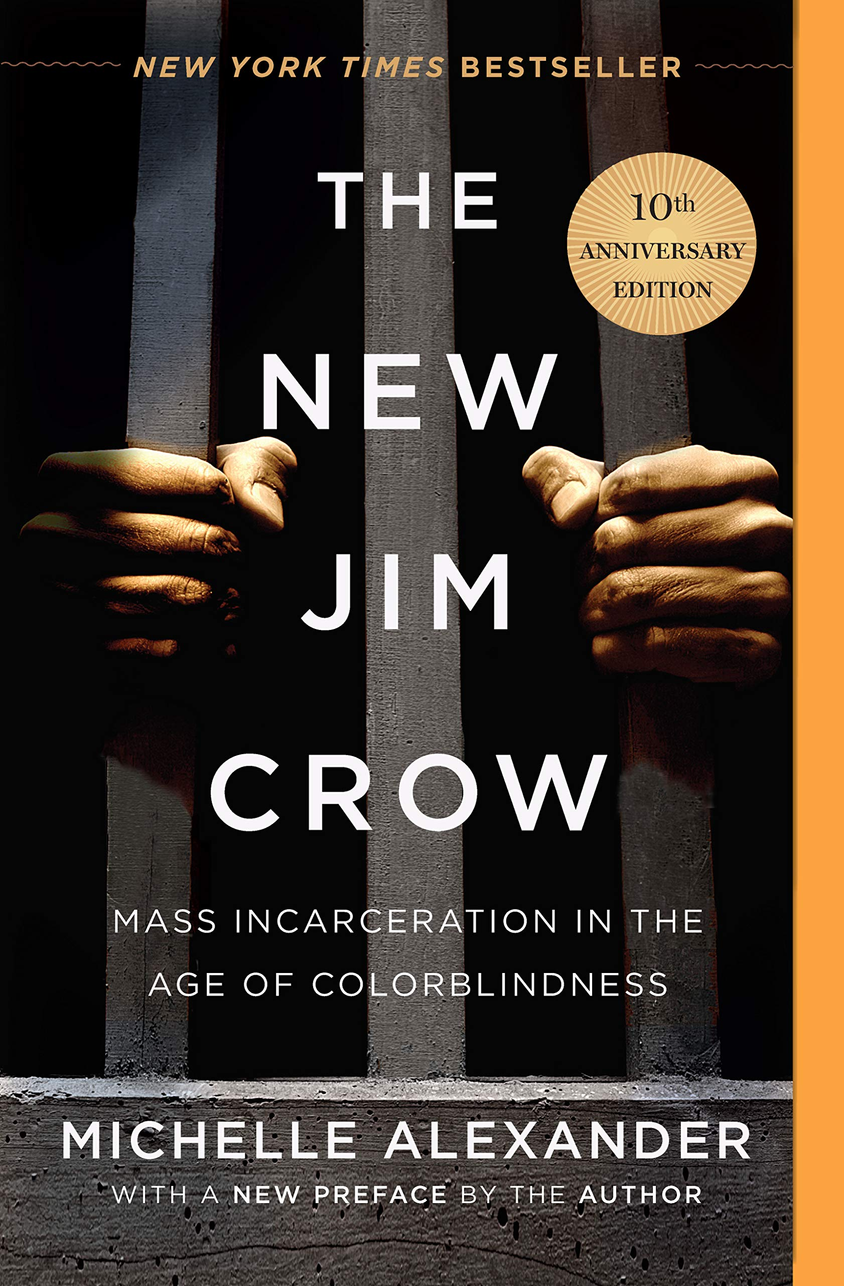 'The New Jim Crow' by Michelle Alexander