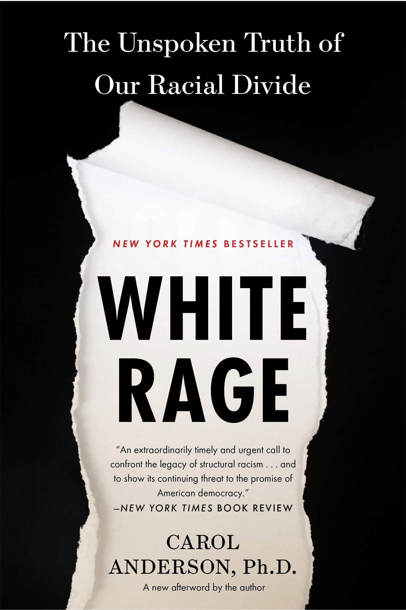 'White Rage' by Carol Anderson