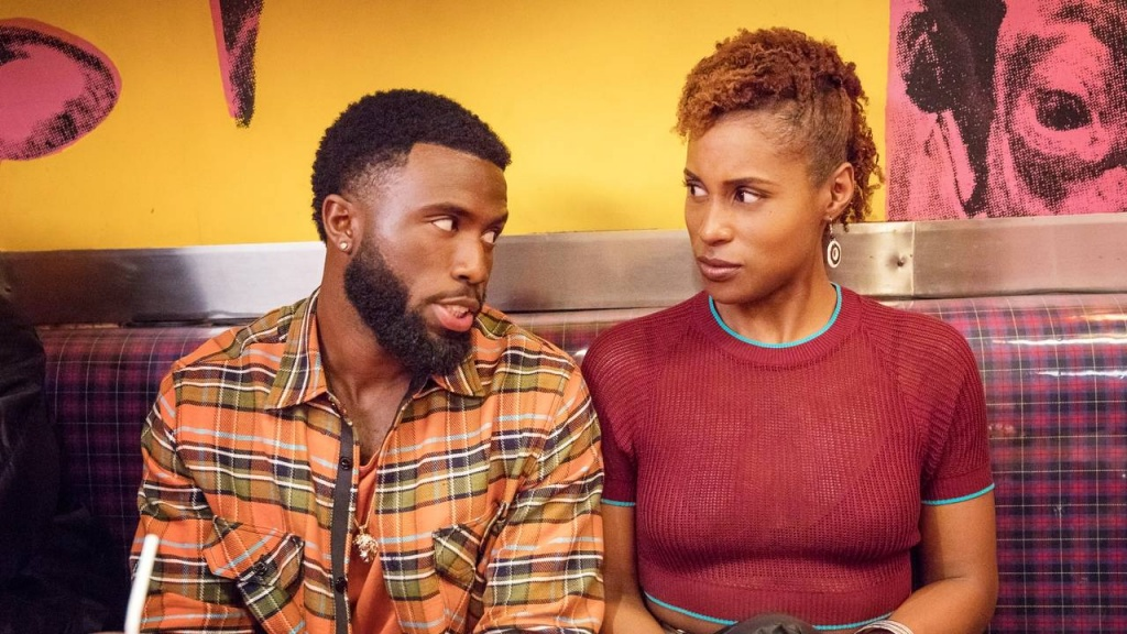 11. Daniel and Issa on 'Insecure'