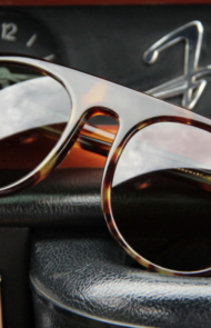 Stelvio Sunglasses in Tortoise