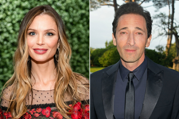 Adrien Brody Dating Harvey Weinstein's Ex-Wife, Likely Preparing for Role in Horror Show With Boobytraps