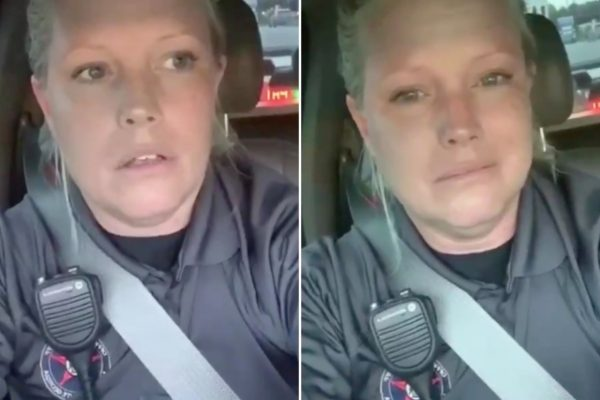 Officer Karen Has Meltdown Over Wait For McMuffin, Talk About McPrivilege