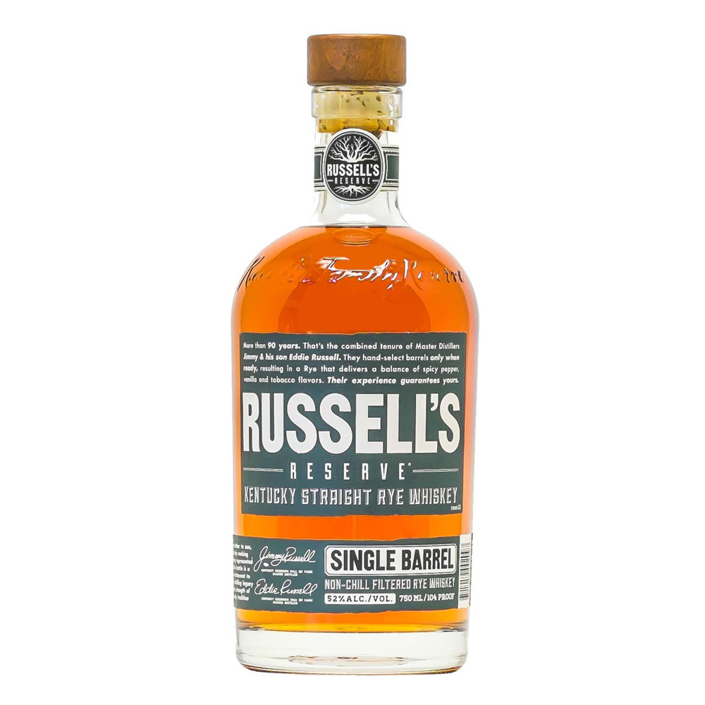 Rye – Russell's Reserve Rye